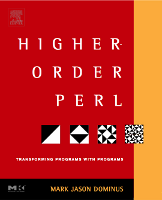 Higher Order Perl